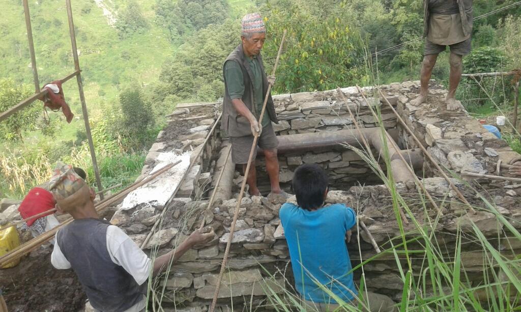 Restoration and repair of Drying kilns